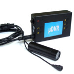 Portable DVR with Camera and Audio