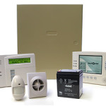 Vista 20P Security Alarm System