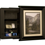Picture Frame Wall Safe