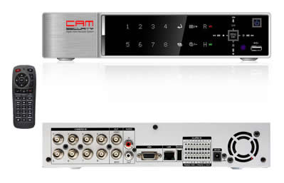 CS Series - 4 , 8, 16CH Digital Video Recorders